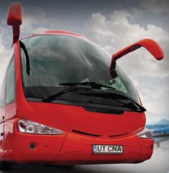 Fabricante de piel para buses, autocares.